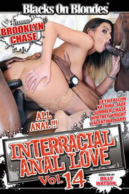 Interracial anal love 14