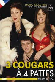 3 cougars a 4 pattes