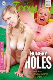 Try teens 16 hungry holes