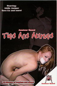 Tied and abused